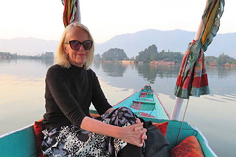 Australian travel planner says she is trying to dispel  - Countryside Kashmir